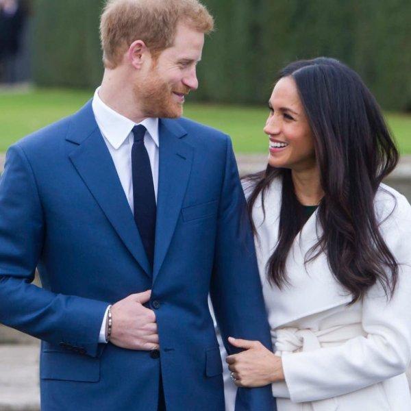 Свадьба принца Гарри и Меган Маркл может обогатить Британию на 680 млн долларов