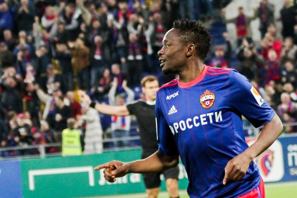 Московский ЦСКА одержал победу над махачкалинским