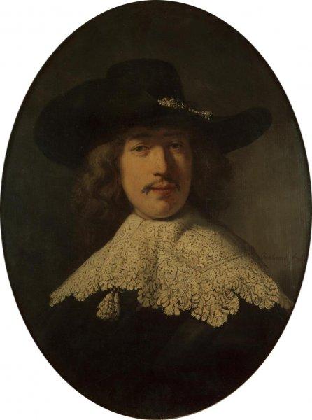 В Нидерландах появилась неизвестная доселе картина Рембрандта