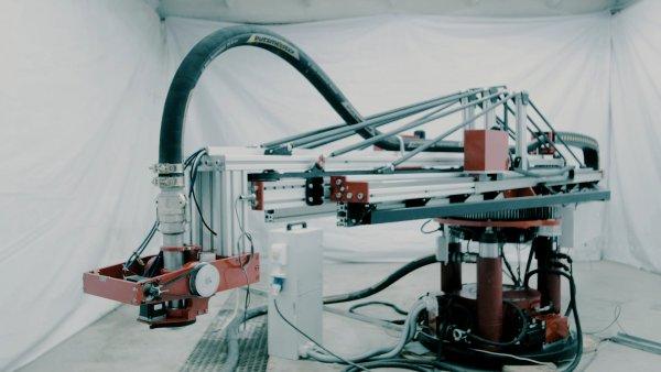 Самый большой в мире 3D-принтер создали в Австралии