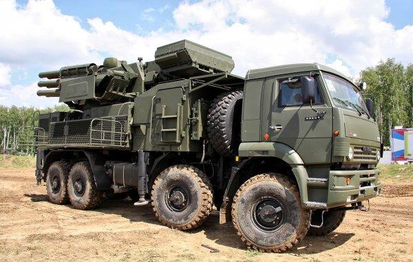 Обновленная версия «Панциря» получит новое поколение ракет