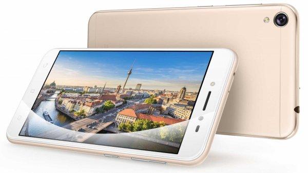 Стали известны технические характеристики бюджетного смартфона от ASUS