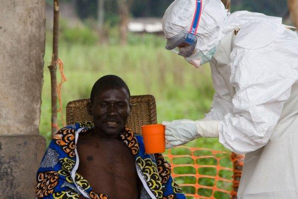 В Конго фиксируют новые вспышки Эболы