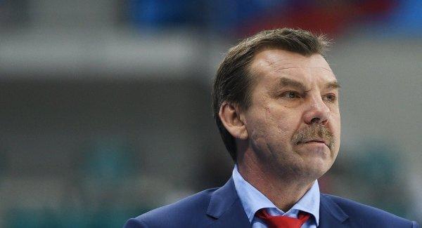 Олег Знарок прокомментировал поражение России в матче с Канадой