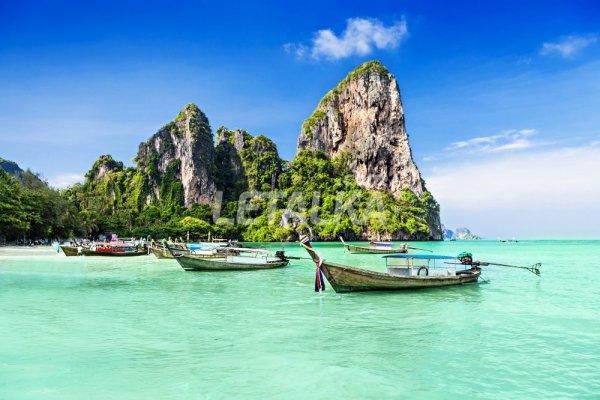 Количество туристов из РФ в Таиланде выросло на 25%