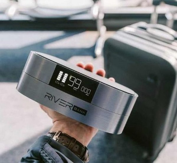 Внешний аккумулятор River Bank 51 200 mAh может завести машину