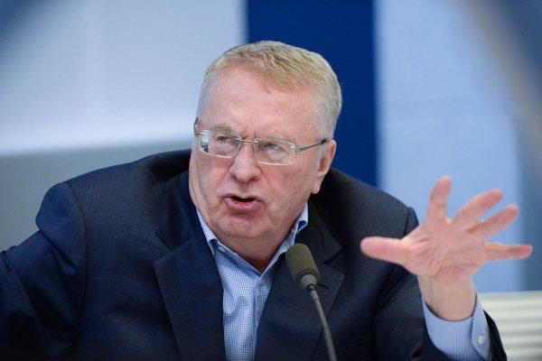 Жириновский раскритиковал новый Кабинет Министров