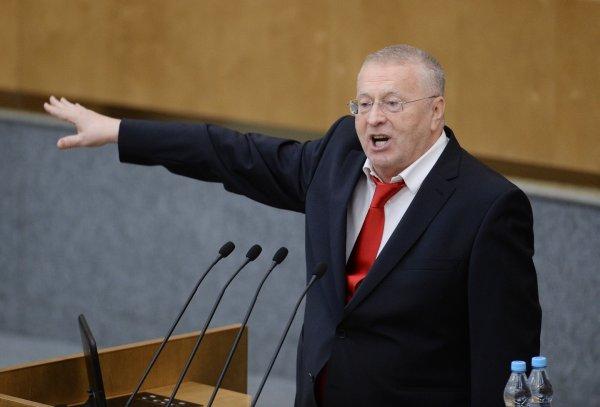 Жириновский предлагает пускать всех россиян на заседания Госдумы
