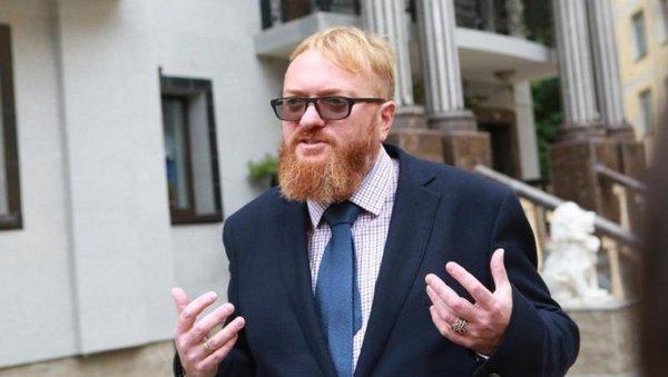 Милонов выступил против свадьбы принца Гарри с Меган Маркл
