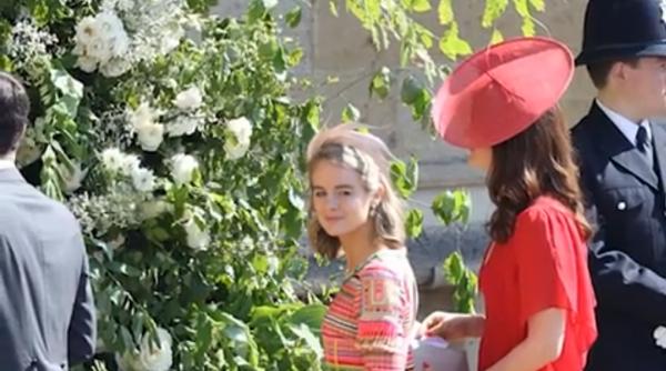 Бывшие девушки принца Гарри плачут на его свадьбе