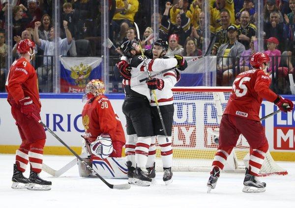Новиков прокомментировал выступление сборной России по хоккею на ЧМ