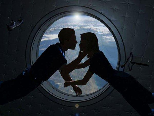 Ученые рассказали, почему секс в космосе невозможен