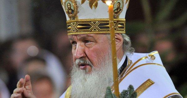 Патриарх Кирилл выразил соболезнование в связи с терактом в Грозном