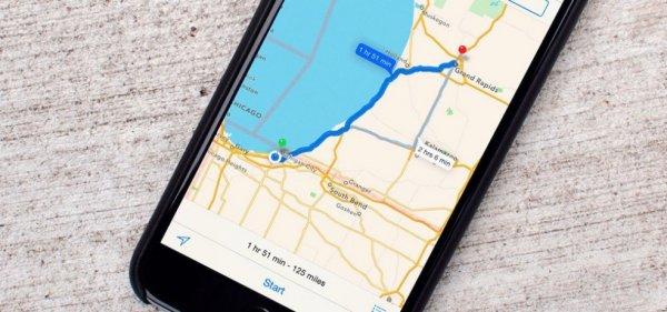 Названы 4 причины использовать Apple Maps вместо Google Maps