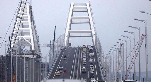 Украина пожаловалась в международный трибунал из-за Крымского моста