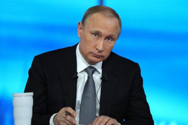 BBC: На «прямой линии» с Путиным будет пустой зал без зрителей
