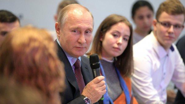 Путин обосновал свой выбор во время путча в 1991 году