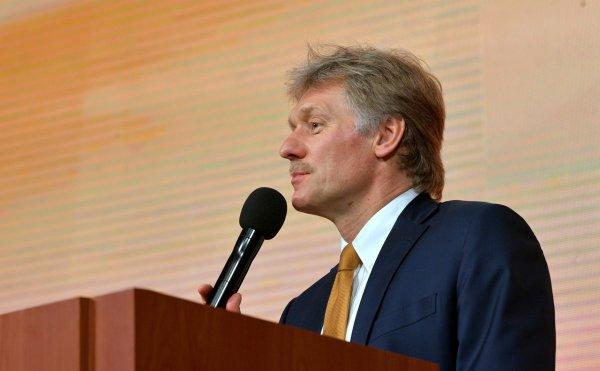 Песков отозвался о возможном обмене Сенцова на Вышинского