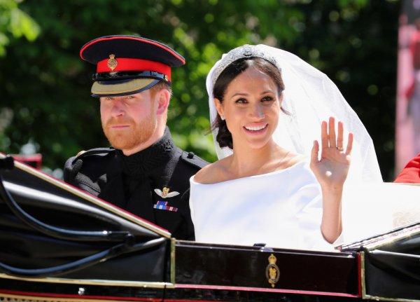 Дети принца Гарри и Меган Маркл будут лишены титулов принца и принцессы