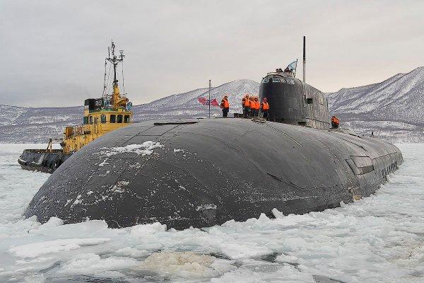 Специалисты определили облик атомной субмарины «Хаски» пятого поколения