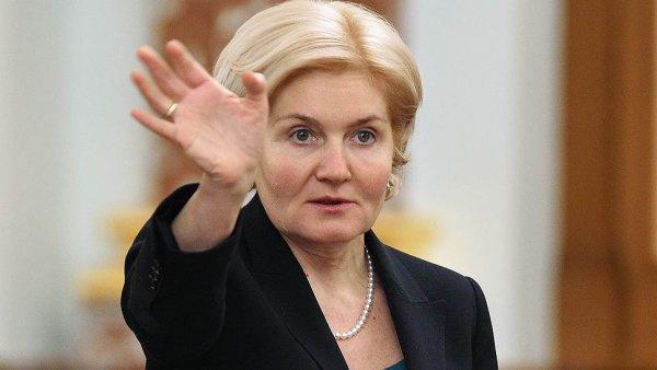 «Как свинья в апельсинах»: Лена Миро раскритиковала внешний вид вице-премьера Ольги Голодец