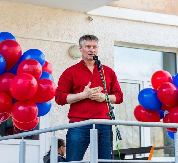 Ройзман оставил пост мэра Екатеринбурга и собирается развивать хоспис Доктора Лизы