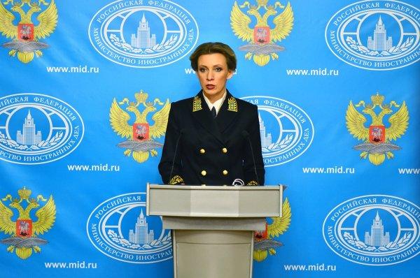 Захарова объяснила, почему ситуация в Донбассе накалилась