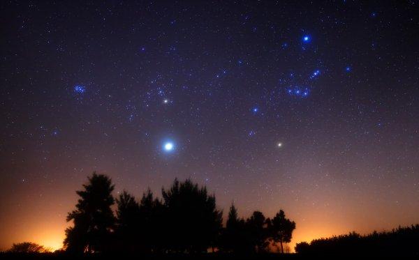 В небе над Шотландией открылся пространственный портал