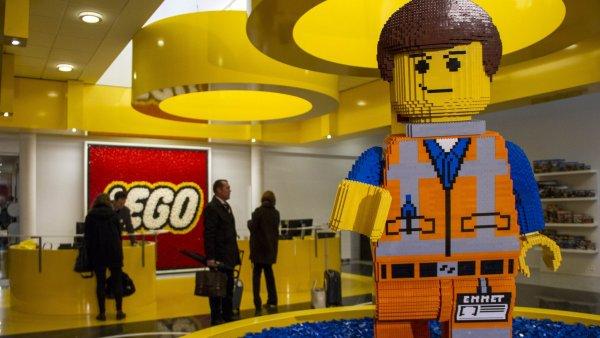 LEGO создаст эксклюзивный набор для любителей Overwatch