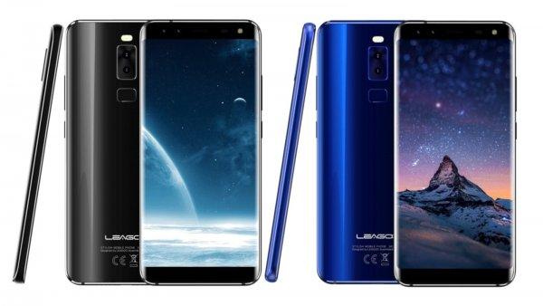 Специалисты назвали безрамочные смартфоны от Leagoo стоимостью от $99
