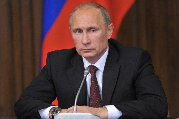 Путин отправится в Китай с официальным визитом
