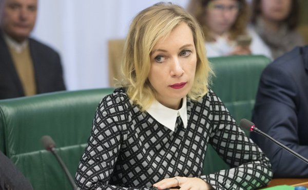 Захарова отреагировала на заявление Юлии Скрипаль о намерении вернуться в Россию