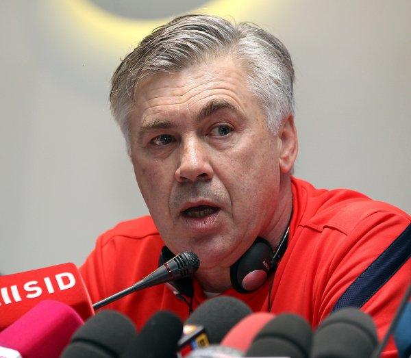 Анчелотти утвердили на посту главного тренера «Наполи»