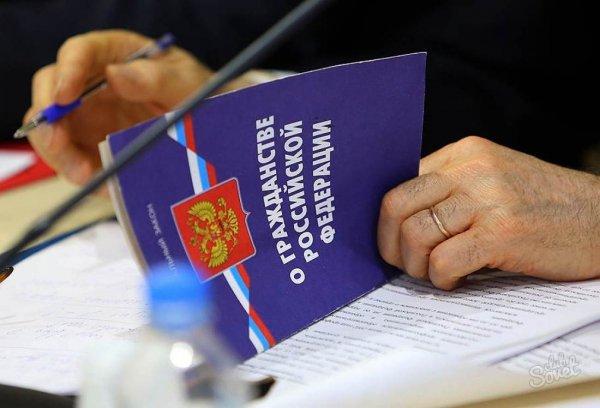 В правительстве рассматривают вариант упрощения получения гражданства РФ