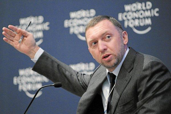 Дерипаску внесли в обновлённый список антироссийских санкций Украины