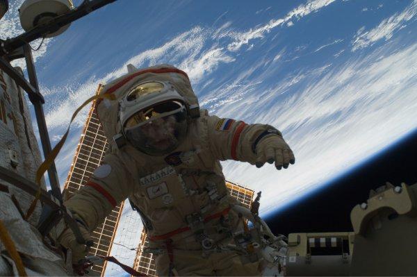 Российские ученые хотят превратить дыхание космонавтов МКС в воду