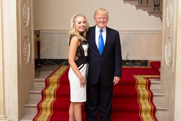 Трамп забыл о младшей дочери после того, как стал президентом