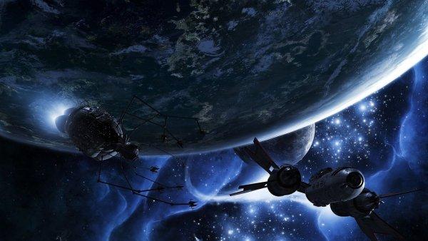Физики рассказали, как Хан Соло мог бы облететь Солнечную систему 7 раз