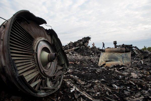 В Нидерландах сегодня представят новые данные о сбитом на Украине «Боинге»
