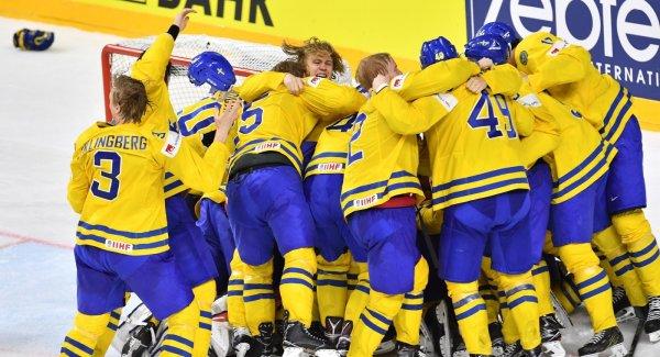 СМИ назвали лучших хоккеистов чемпионата мира в Дании