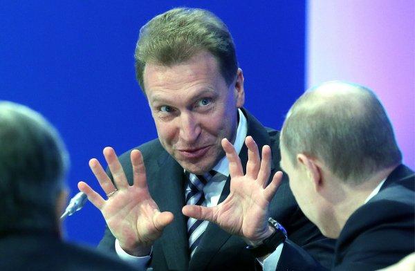 Путин утвердил на посту Внешэкономбанка Игоря Шувалова