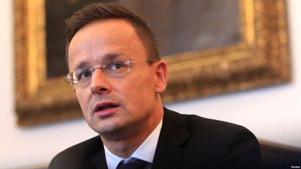 Венгрия посетовала США на Украину