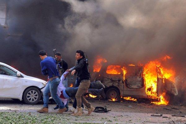 В Ливии во время взрыва погибли шесть человек
