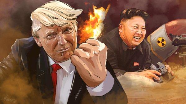 В КНДР объясняют отмену Трампом встречи с Ким Чен Ыном нехваткой воли
