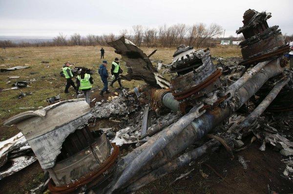 Германия: Россия должна участвовать в расследовании крушения МН17