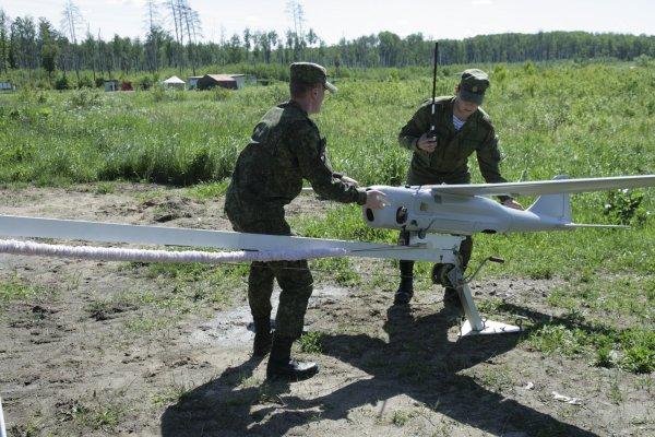 В Казахстане прошла презентация экспортной версии российского беспилотника «Орлан-10»