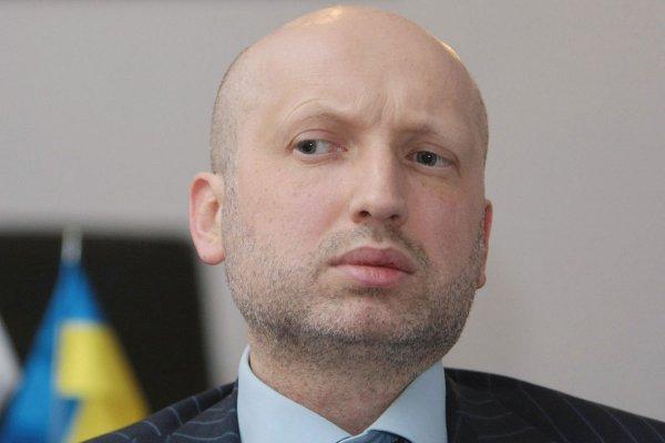 Турчинов назвал время начала большой войны между Украиной и Россией