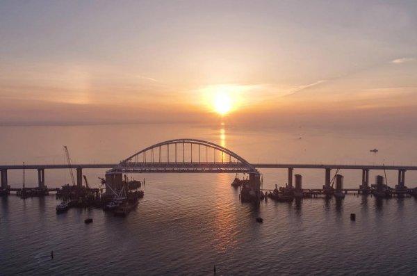 В Сети появился трейлер к фильму RТД про Крымский мост
