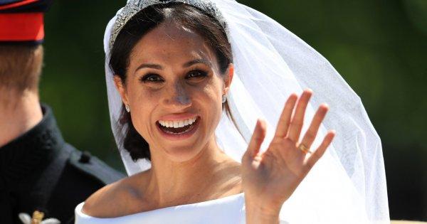 Новоиспеченной герцогине Меган Маркл сделали королевский подарок