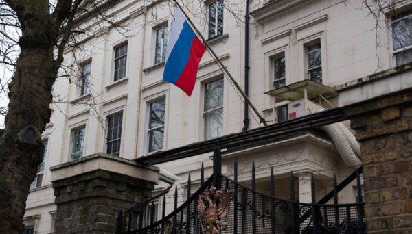 В посольстве России в Англии заявили о выигрыше M16 от отравления Скрипалей